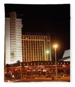 Las Vegas 1980 #11 Fleece Blanket