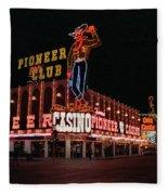 Las Vegas 1983 #1 Fleece Blanket