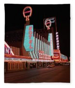 Las Vegas 1983 #4 Fleece Blanket
