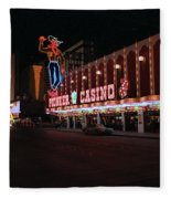 Las Vegas 1983 #5 Fleece Blanket