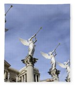 Las Vegas Angels Fleece Blanket