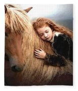 Lassie Fleece Blanket