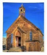 Last Church Standing Fleece Blanket