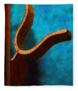 Latch Fleece Blanket