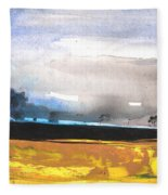 Late Afternoon 20 Fleece Blanket