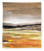 Late Afternoon 27 Fleece Blanket