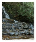 Laurel Falls 2 Fleece Blanket
