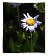 Lavender Friends Fleece Blanket
