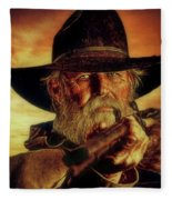 Lawman Fleece Blanket