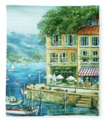 Le Port Fleece Blanket