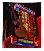 Legends Corner Nashville Fleece Blanket