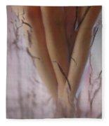 Legs Fleece Blanket