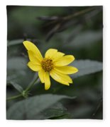 Lemon Queen Fleece Blanket
