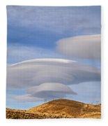 Lenticular Landing Fleece Blanket