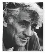 Leonard Bernstein 1970 Fleece Blanket