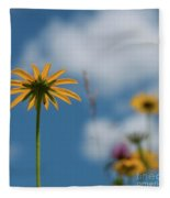 Let The Sunshine In... Fleece Blanket
