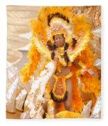 Lets Samba Fleece Blanket