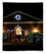 Lewis Ginter Botanical Garden Fleece Blanket