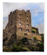 Liebenstein Castle Fleece Blanket