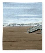Life Guard Stand - Color Fleece Blanket