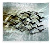 Lifted Spirits Fleece Blanket