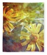 Light From Behind 5064 Idp_2 Fleece Blanket
