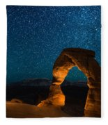 Light Show Fleece Blanket