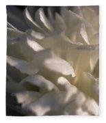 Light Wet Flower Fleece Blanket