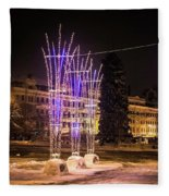 Lights Fleece Blanket