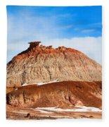 Like A Mound Of Prehistoric Mud Fleece Blanket