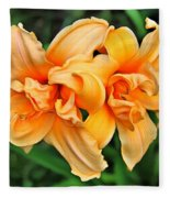 Lilies Collection - 1 Fleece Blanket