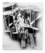 Lillian Lorraine (1892-1955) Fleece Blanket