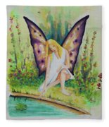 Lilly Fleece Blanket