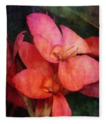 Lily 1106 Idp_2 Fleece Blanket