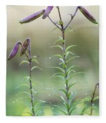 Lily Buds Fleece Blanket