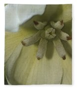 Lily Poster Fleece Blanket