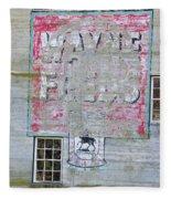 Lime Valley Mills Fleece Blanket