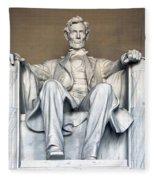 Lincoln Fleece Blanket