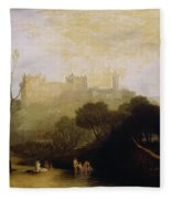 Linlithgow Palace Fleece Blanket