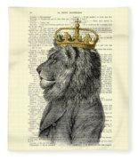 Lion King Fleece Blanket