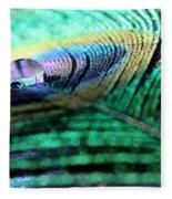 Liquid Color Fleece Blanket