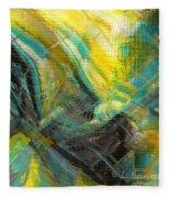 Liquid Oxygen 2 Fleece Blanket