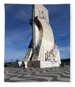 Lisbon 13 Fleece Blanket