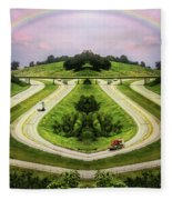 Lite Traffic Fleece Blanket