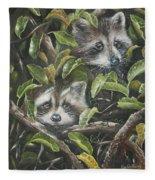 Little Bandits Fleece Blanket