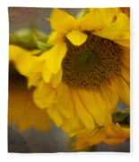Little Bit Of Sunshine Fleece Blanket