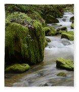 Little Creek 5 Fleece Blanket