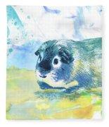 Little Lady Gwilwilith Fleece Blanket