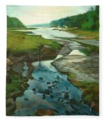 Little River Gloucester Fleece Blanket
