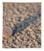 Little Seashell - Jersey Shore Fleece Blanket